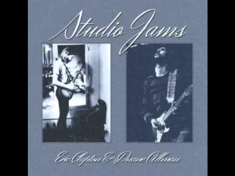 Duane Allman & Eric Clapton 1970 - Studio Jams 1 thu 6