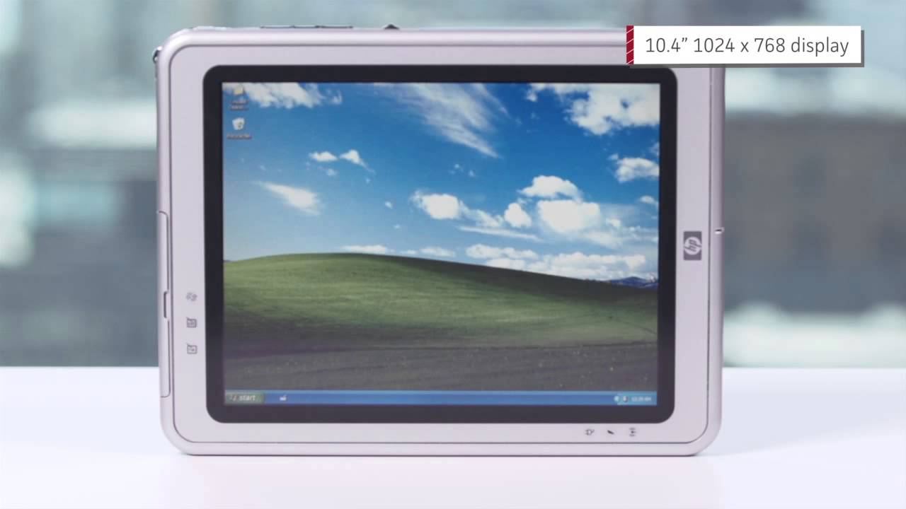 Tablet face-off: Surface Pro 3 versus a Windows XP slate from 2004