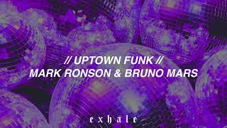 Mark Ronson & Bruno Mars - Uptown Funk (Traducida al español)