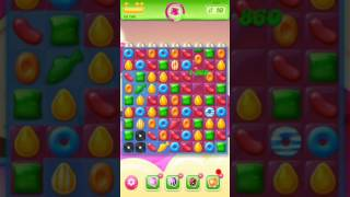 Candy crush jelly saga level 681(NO BOOSTER)