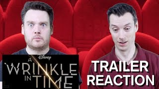 A Wrinkle in Time - Trailer #2 - Reaction