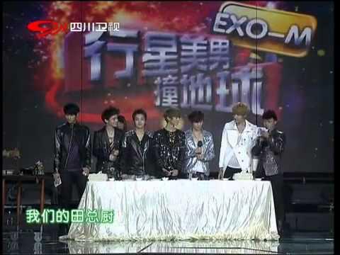120806 EXO-M @ Chinese Love Songs [FULL]
