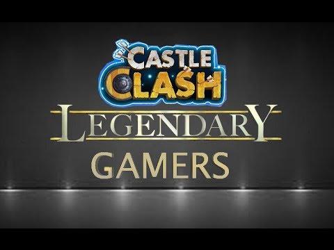 Legends Of Castle Clash Introduction