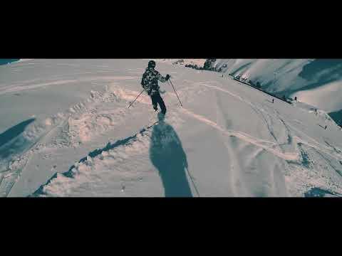 Visual Raw Creative: Skiing Video Into