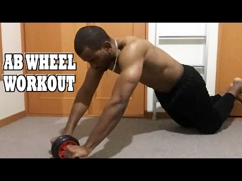 *Must Watch* Ab Rollout Workout - Ab Wheel Workout for Core Strength - Six Pack Abs Workout