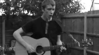 Little lion man mumford and sons (cover by nathaniel watts) YAMAHA F310 Acoustic guitar
