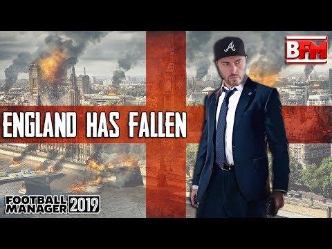 FM19 - England Has Fallen - Transfer Ban Experiment - Football Manager 2019