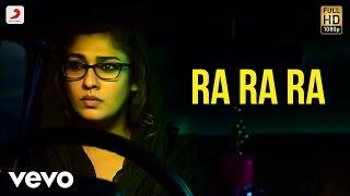 Dora - Ra Ra Ra Tamil Lyric Video | Nayanthara | Vivek - Mervin