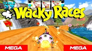 Descargar Wacky Races (Taito type x2) para Pc 1 link MEGA 2018 + Gameplay [🎮]