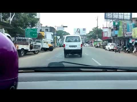 Drive through- Adoor Town