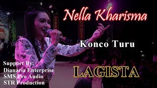 Nella Kharisma - Konco Turu - Lagista live Semarang Fair 2018   HD Video