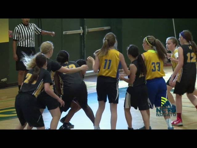 Game of the Week | NHS Vs. TL | Girls Junior Varsity Basketball ( 6-17-2016 )