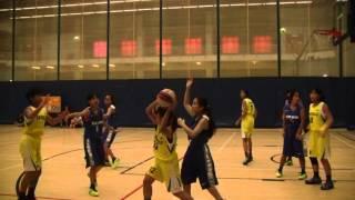 2015 11  7 女乙D1 漢華 vs 鄧肇堅  5
