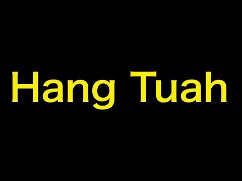 Hang Tuah for Solo Viola