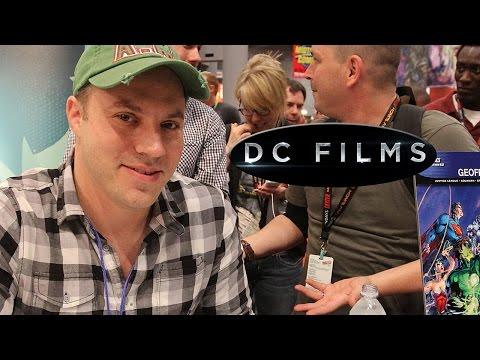 Geoff Johns Talks Plans To Fix DC Extended Universe