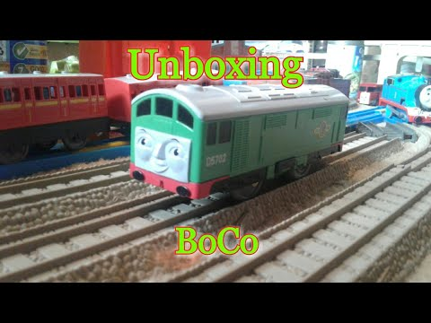 The Adventures of Trackmaster T&F: Unboxing BoCo