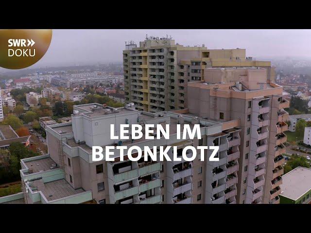 Leben im Betonklotz - Ein Dorf auf 23 Stockwerken   SWR Doku