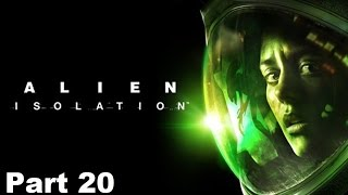 Alien Isolation PS3 (Part 20)
