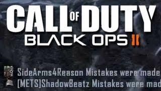 Black Ops 2 - Hitting on Girls!  (Worst Wingman Ever!)