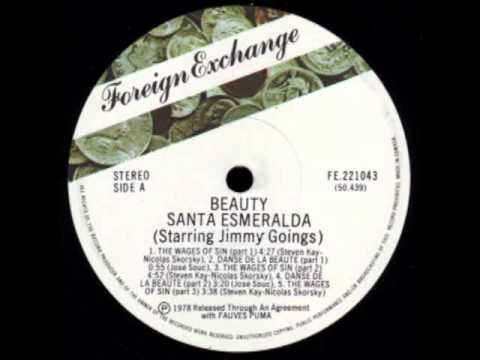 Santa Esmeralda Starring Jimmy Goings The House Of The Rising Sun