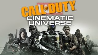 Call of Duty CINEMATIC UNIVERSE! What - The Know Entertainment News