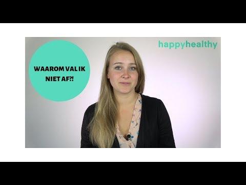 De 4 Belangrijkste Redenen Waarom Je Niet Afvalt & Wat Te Doen