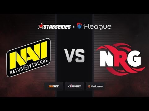 [RU] Natus Vincere Vs NRG | Map 2 – Mirage | StarSeries I-League Season 7