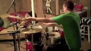 Dance Gavin Dance - Death Of The Robot With Human Hair Drum Cover