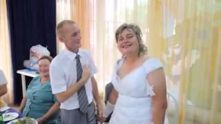 Drunk bride bows!