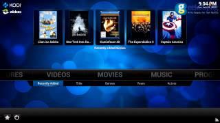 zidoo x9 tv box xbmc review