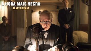"""A Hora Mais Negra"" – Spot 60"" (Universal Pictures Portugal) 