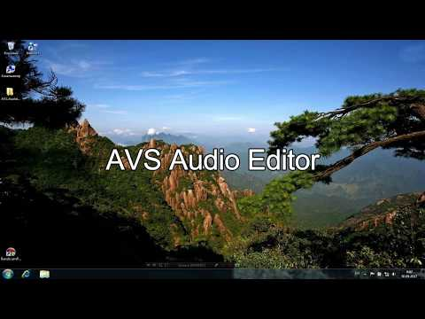 AVS Audio Editor 8.4.3.520 Crack Key