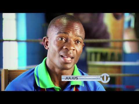 Julius Indongo | Namibian Boxing Star on Trans World Sport