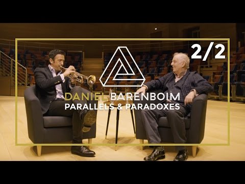 Daniel Barenboim & Till Brönner explore the Art of Improvisation | Parallels & Paradoxes Part 2/2