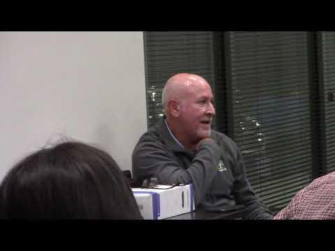 9. Other Business: Steve Edwards explains WM buying ADS