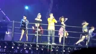 Justin Bieber - Company(LIVE Purpose World Tour @Arnhem, Netherlands, Oct 09)