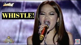 Janine Berdin High Notes l MONSTER!