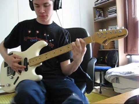 Rage Against the Machine - Bulls on Parade guitar cover