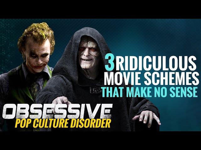 3 Ridiculous Movie Schemes That Make No Sense - Obsessive Pop Culture Disorder