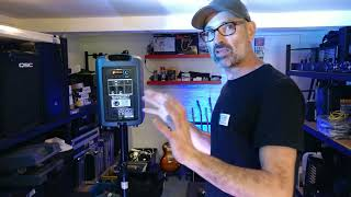Behringer MPA200BT quick set up guide for a view of the features and things you need to know.