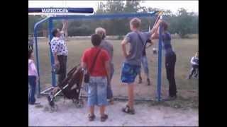 ТК Донбасс - мальчик повис на собственном запястье(, 2012-07-09T16:52:36.000Z)