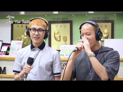 [BTOB] Rap Line Peniel & Ilhoon sing 'Love Sick' FT Island ft Hyunsik