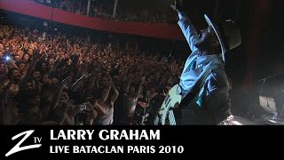 Larry Graham - Solo - LIVE