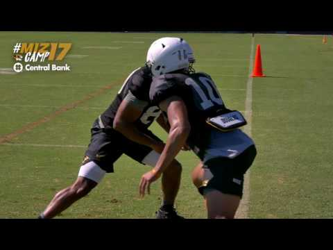 #MIZCamp17:  Tight Ends Position Preview