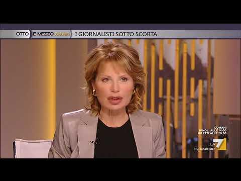 Otto e mezzo - I giornalisti sotto scorta (Puntata 14/04/2018)