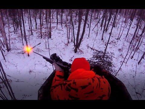 Deer Hunting; MN Rifle Season 2018