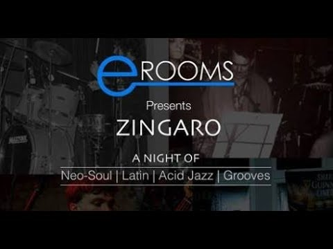 Zingaro @ E ROOMS - 20/10/17 - Part 2