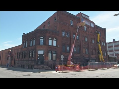 New Buffalo, Old Buildings