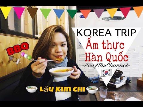 ẨM THỰC ĐƯỜNG PHỐ: Ăn đồ nướng Hàn Quốc cùng anh em Song Thư- SONG THƯ CHANNEL