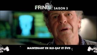 Fringe Saison 3 - Disponible en Blu-ray et DVD dès le 2 novembre